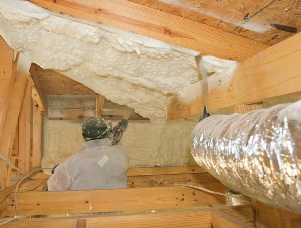 Как утеплить вентиляцию в частном доме своими руками 59