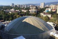 Гидроизоляция купола жк версаль сочи